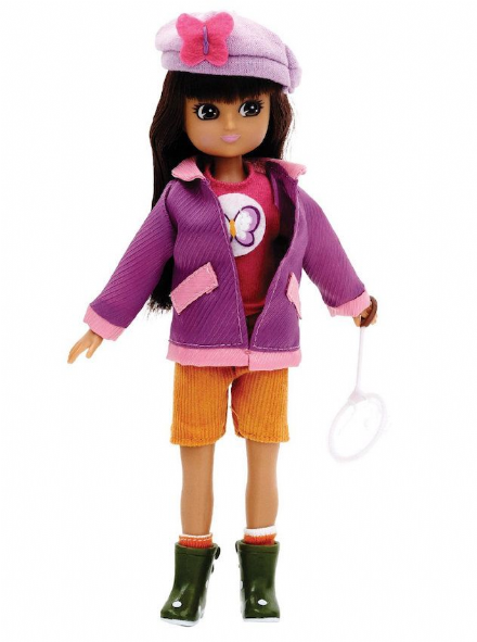 Lottie Doll - Butterfly Protector